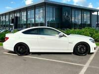 2013 Mercedes-Benz C Class C63 2Dr Auto Coupe Petrol Automatic