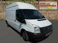 2014 FORD TRANSIT LWB 300 High Roof 125 [FWD]