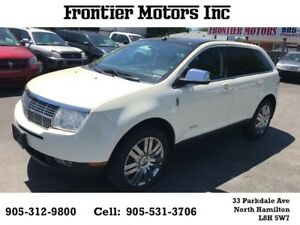 2008 Lincoln MKX ALL WHEEL DRIVE
