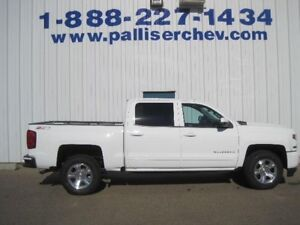 2017 Chevrolet Silverado 1500 LT Heated Bucket Seats