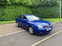 Vauxhall, VECTRA, Hatchback, 2005, Manual, 1796 (cc), 5 doors