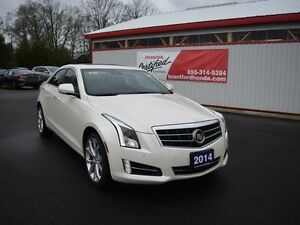 2014 Cadillac ATS 2.0L Turbo Performance 4dr All-wheel Drive Sed