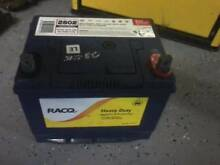 Racq car battery for sale. Chapel Hill Brisbane North West Preview