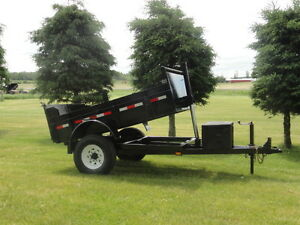2017,  DUMP TRAILERS , STARTING AT   $5000.00