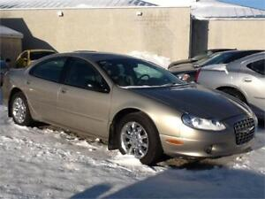 2003 Chrysler Concorde LXi $3500 LOADED 179 KMS