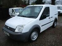 2007 Ford Transit Connect 1.8TDCi CREW VAN REGISTERED 5 SEATS T200 SWB NO VAT