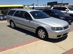 2006 Ford Falcon Wagon LOW KMS FREE 1 Year National Warranty Wangara Wanneroo Area Preview