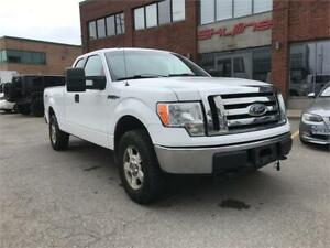 2009 FORD F-150 XLT SUPERCAB 4X4!$101.29 WEEKLY WITH $0 DOWN!