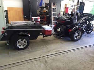Trike and Trailer - (priced together but will sell separately)