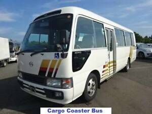 2005 Toyota Coaster SLWB, extra long, AUTOMATIC, LOADER REAR. REDUCED! Coraki Richmond Valley Preview