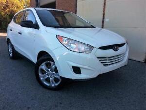 2011 Hyundai Tucson L/AC/GROUPE ELECTRIQUE/ AUX
