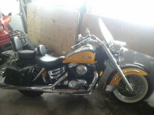 Shadow 1100cc    2000