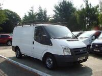 2008 FORD TRANSIT 2.2 TDCi 280 SWB Low Roof Duratorq NO VAT