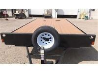 Jr's 8.5x16 Highboy Charger Trailer