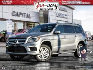 2015 Mercedes-Benz GL-Class GL 450 4MATIC HEATED SEATS NAV SUNRO