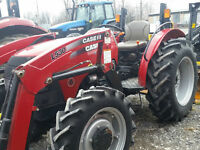 2012 Case IH Farmall 55A Tractor/Loader ONLY 514 HOURS!!!