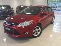 2012 Ford Focus SE ROUGE AC MAG FOG SIEGES CHAUFFANT