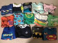 Boys t-shirt bundle age 2-3