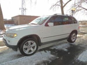 (Looking to Buy) WHITE BMW X5 4.4
