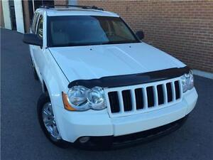 Jeep Grand Cherokee 2008,AUTO,6 CYL,4X4,CUIR,MAGS,TOIT OUVRANT !