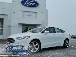 2014 Ford Fusion SE *1 Owner* *Low KM's* *Clean*