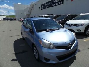 2012 Toyota Yaris LE Hatchback | 5 Speed Manual