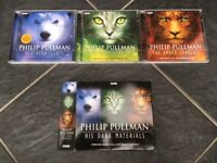 'Northern lights' trilogy - audio books