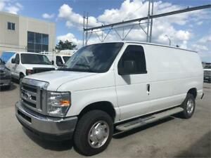 2014 Ford E-250 XLT - Cargo-3/4 Ton -10 Ft Box