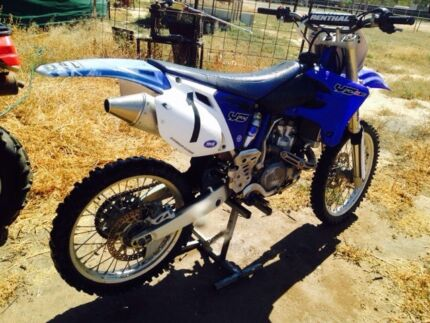 2003 Yamaha YZ 450 Tingalpa Brisbane South East Preview
