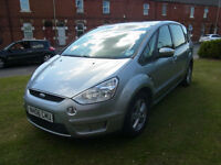 Ford S-MAX 1.8TDCi 6sp 2006 Zetec 7 Seater PX Swap Anything considered