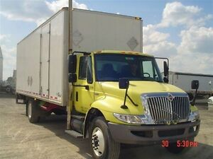 2008 International 4300 4x2, Used Dry Van Regina Regina Area image 3