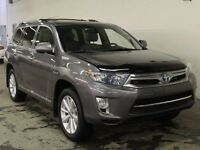 2013 Toyota Highlander Hybrid Limited Four-wheel Drive (4WD)