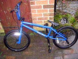 Fiction BMX Bike - Good Condition