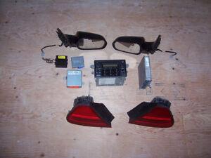 Honda Accord Parts – 2 Door Coupe