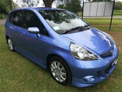 2006 Honda Jazz Upgrade VTi-S 5 Speed Manual Hatchback Tuggerah Wyong Area Preview