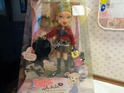 N.I.B. OOH LA LA BRATZ CLOE DOLL PARIS FALL 2005