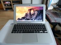 Apple Macbook Air 11 2015 Model New Condition Hardly Used. Perfect Xmas gift. Software included.