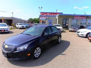2014 CHEVROLET CRUZE 1LT CLEAN LOW PRICE EASY FINANCE AVAILABLE