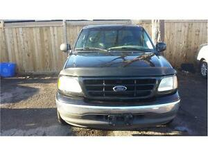 2002 FORD F150 TRUCKAUTO  EXCELLENT CONDITION ETESTED & SAFETY