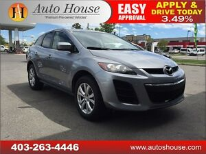 2011 Mazda CX-7 GS LEATHER HEATED EVERYONE APPROVED!!!!