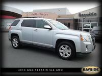 2014 GMC Terrain SLE BACK UP CAM AND HEATED SEATS!