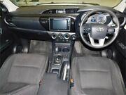 2016 Toyota Hilux GUN126R SR Double Cab White 6 Speed Sports Automatic Utility Bibra Lake Cockburn Area Preview