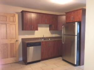 Executive-Brand New- totally renovated- 5 appliances, hardwood
