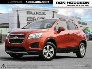 2014 Chevrolet TRAX LT AWD LOW KMS