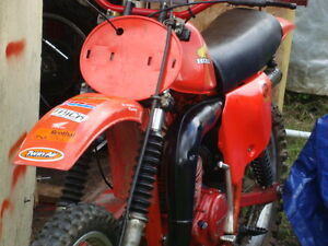 for Sale Honda 1979  CR's 250's Elsinores serious buyers only