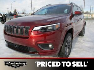 2019 Jeep Cherokee CHEROKEE LIMITED HIGH ALTITUDE             3.