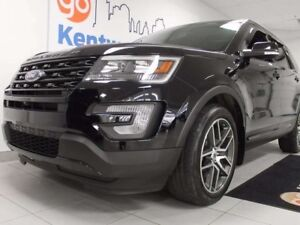 2017 Ford Explorer Sport 4WD ecoboost. Power everything. NAV, su