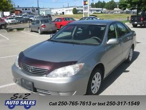2005 Toyota Camry LOCAL ONE OWNER! EXTRA CLEAN!