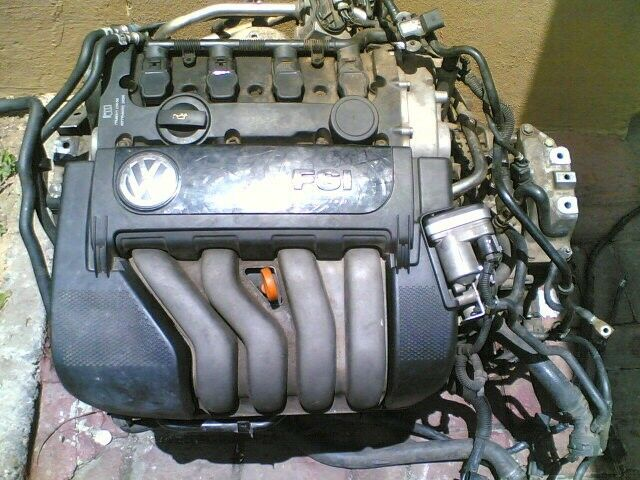 golf 5 20L fsi engine parts