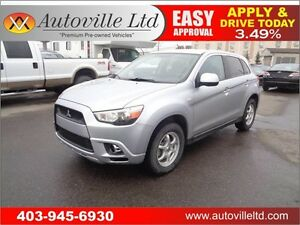 2012 Mitsubishi RVR SE 4X4 HEATED SEATS EVERYONE APPROVED!!!